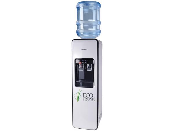 Кулер для воды напольный с компрессорным охлаждением Ecotronic P5-LPM white