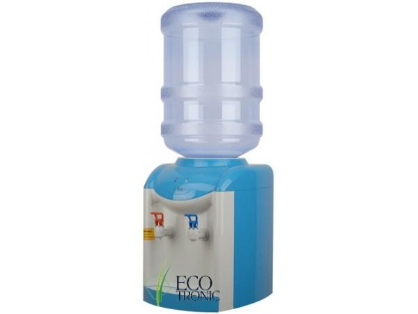 Кулер для воды настольный с электронным охлаждением Ecotronic K1-TE