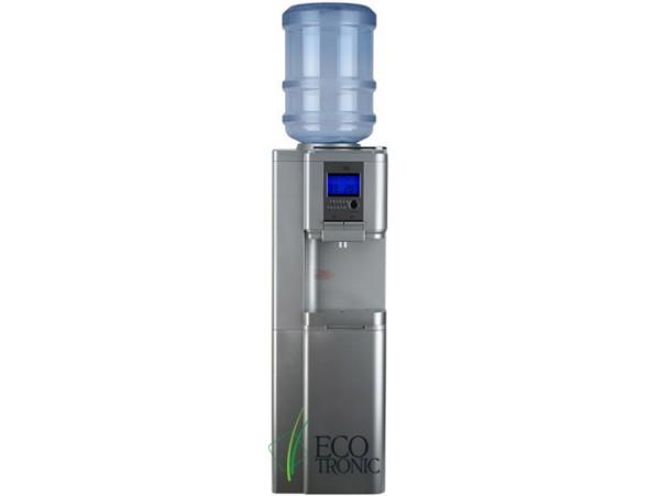Кулер для воды напольный с компрессорным охлаждением Ecotronic M3-LSPM