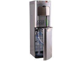 Кулер для воды напольный с нижней загрузкой Ecotronic C8-LX silver