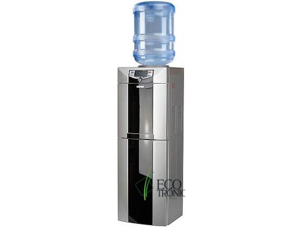 Кулер для воды напольный с холодильником Ecotronic C3-LFPM black