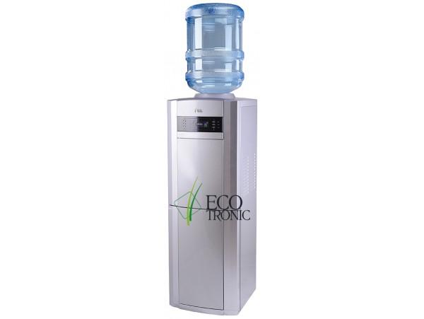 Кулер для воды напольный с холодильником Ecotronic G21-LFPM