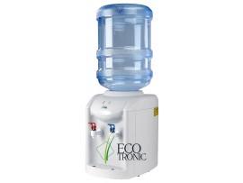 Кулер для воды настольный с электронным охлаждением Ecotronic K1-TE white