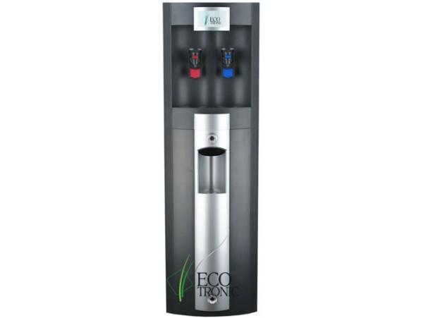 Напольный пурифайер с системой ультрафильтрации Ecotronic B50-U4L black-silver