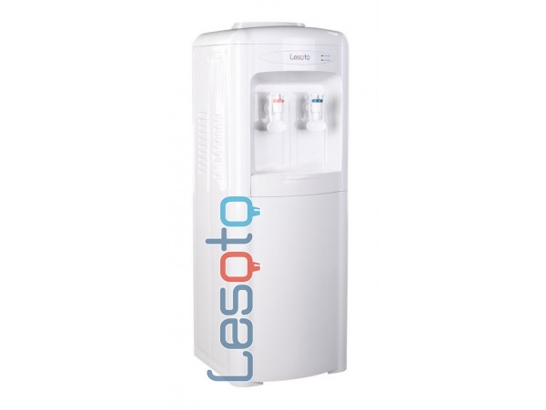 Напольный кулер для воды  без охлаждения LESOTO 222 LK white (Белый)