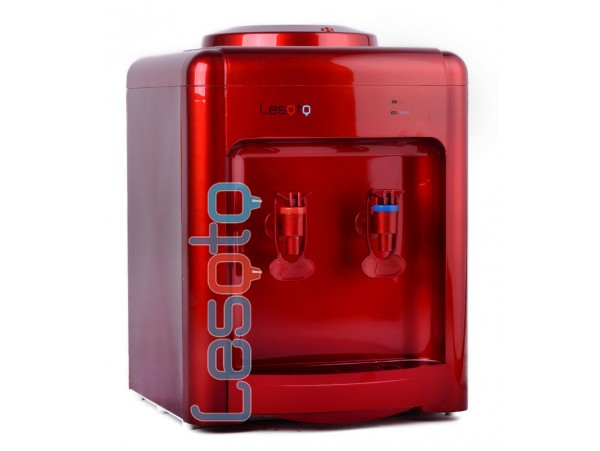 Настольный кулер для воды  LESOTO 36 TK RED без охлаждения