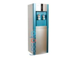 Кулер для воды напольный с электронным охлаждением LESOTO 16 LD/E blue-silver