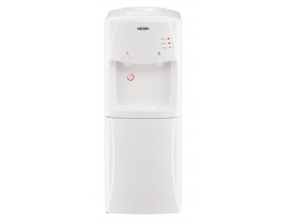 Кулер для воды напольный с холодильником VATTEN V15WKB